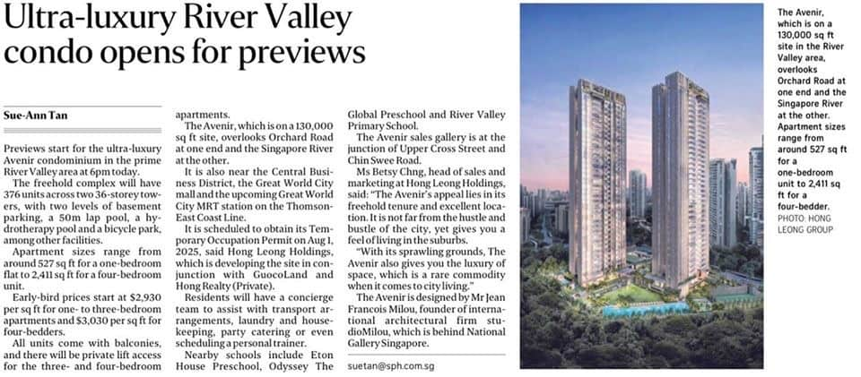 News - Ultra Luxury River Valley Condo Opens For Preview