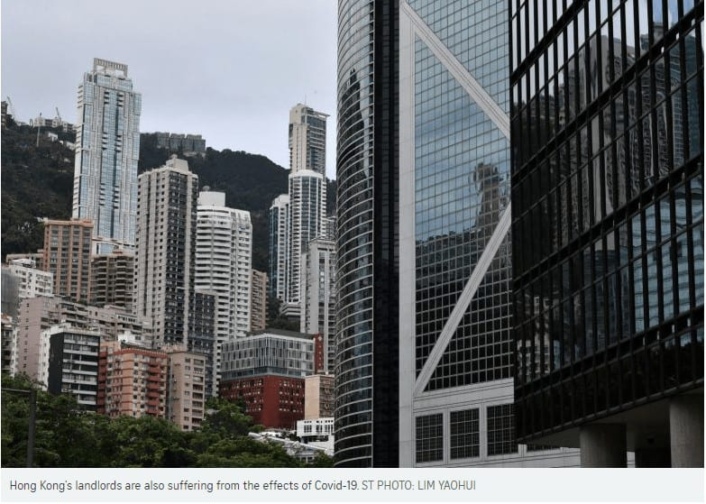 Hong Kong mortgage relief