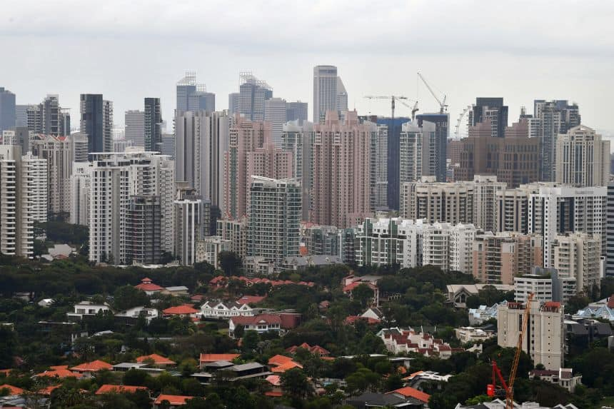 Singapore private home prices rise 2.1% in Q4, fastest pace since mid-2018