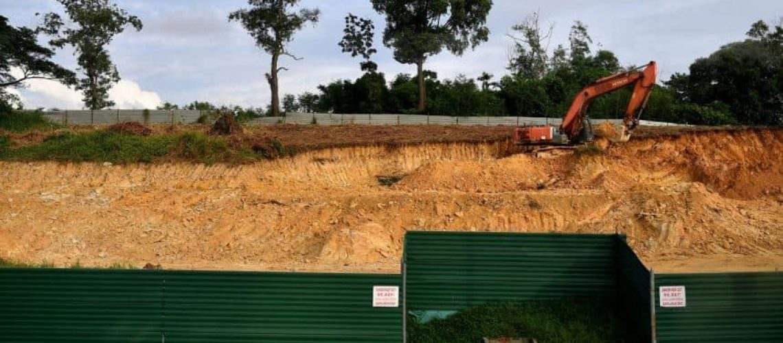 Singapore's industrial land supply